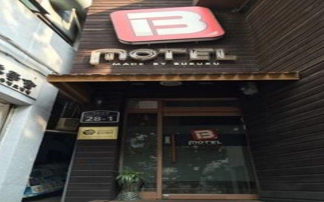 Отель B Motel Южная Корея, Сеул - отзывы, цены и фото номеров - забронировать отель B Motel онлайн вид на фасад