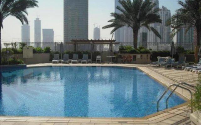Отель Bnbme - Burj Residence 7 Дубай
