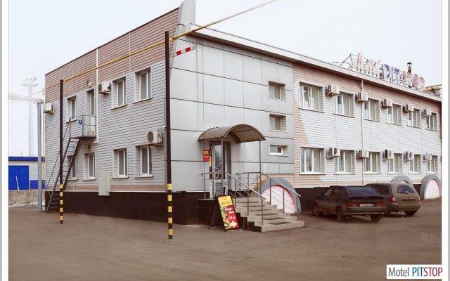 Pit-stop Motel