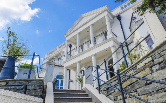 Отель Villa Charlotte Норвегия, Берген - отзывы, цены и фото номеров - забронировать отель Villa Charlotte онлайн вид на фасад