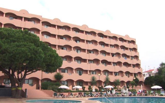 Отель Vila Galé Atlântico Португалия, Албуфейра - отзывы, цены и фото номеров - забронировать отель Vila Galé Atlântico онлайн вид на фасад