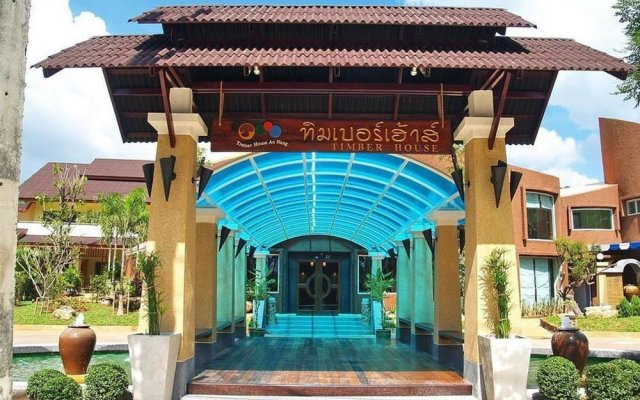 Отель Timber House Ao Nang вид на фасад