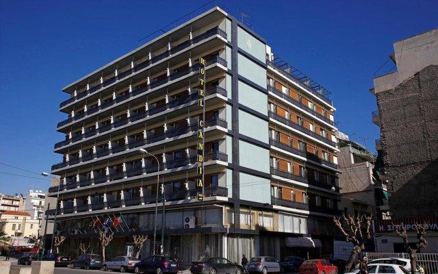 Отель Candia Hotel Греция, Афины - 3 отзыва об отеле, цены и фото номеров - забронировать отель Candia Hotel онлайн вид на фасад
