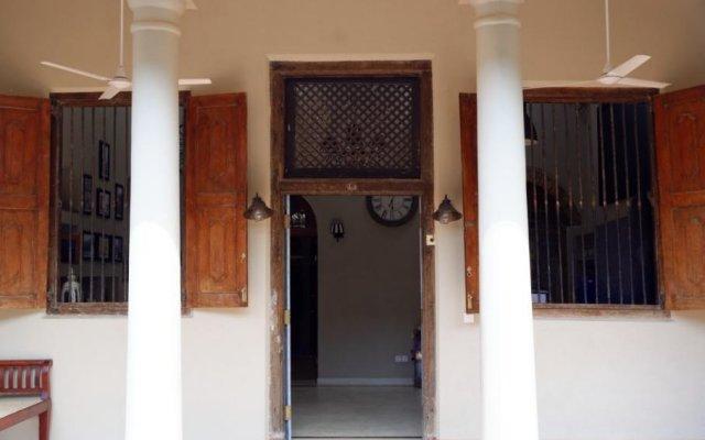 Отель La Clochette Шри-Ланка, Галле - отзывы, цены и фото номеров - забронировать отель La Clochette онлайн вид на фасад
