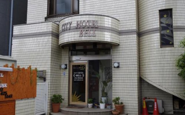 City Hotel Bell вид на фасад
