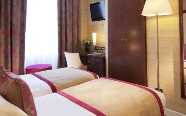 Отель Hôtel Saint Honoré Франция, Париж - отзывы, цены и фото номеров - забронировать отель Hôtel Saint Honoré онлайн комната для гостей