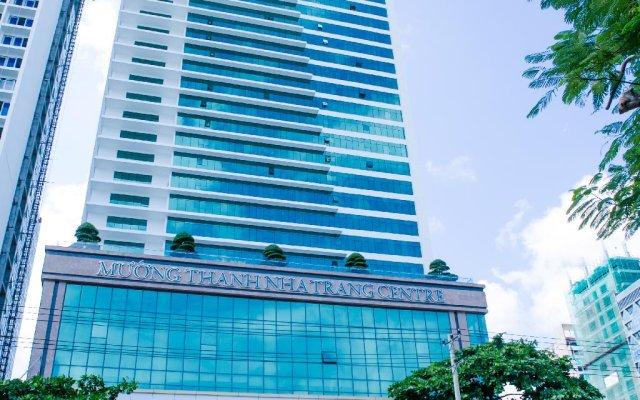 Апартаменты Celina Bayfront Nha Trang Apartments вид на фасад