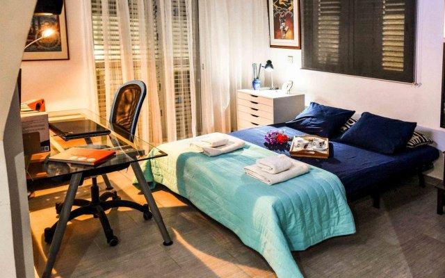 Отель Villa Blue Phoenix Протарас комната для гостей