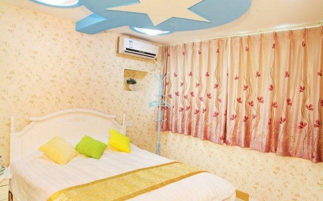 Отель Xiamen Amorous Feelings Bay Inn Китай, Сямынь - отзывы, цены и фото номеров - забронировать отель Xiamen Amorous Feelings Bay Inn онлайн комната для гостей