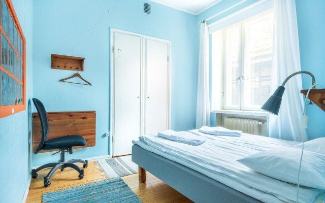 Отель WeHost Dagmarinkatu 9 A A 3 Финляндия, Хельсинки - отзывы, цены и фото номеров - забронировать отель WeHost Dagmarinkatu 9 A A 3 онлайн комната для гостей