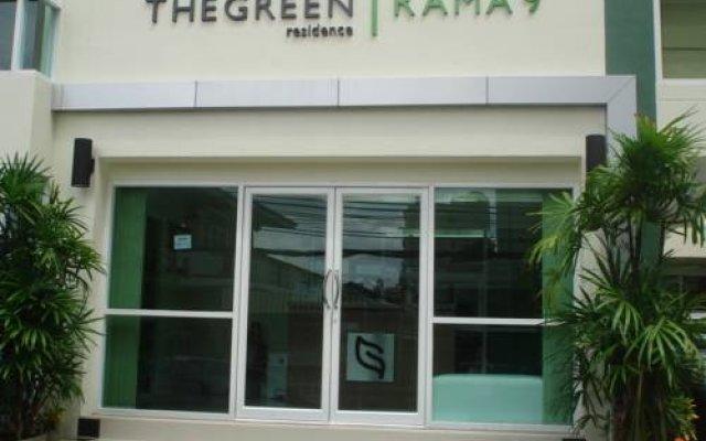 Отель The Green Residence: Rama 9 Таиланд, Бангкок - отзывы, цены и фото номеров - забронировать отель The Green Residence: Rama 9 онлайн вид на фасад