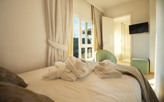 Отель See St Peter from a Luxurious Terrace Италия, Рим - отзывы, цены и фото номеров - забронировать отель See St Peter from a Luxurious Terrace онлайн комната для гостей