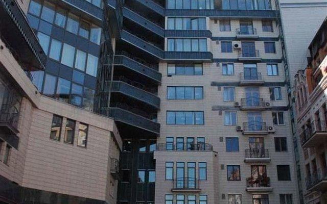 Гостиница Apart-Hall вид на фасад