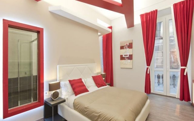 Отель Relais Sistina комната для гостей
