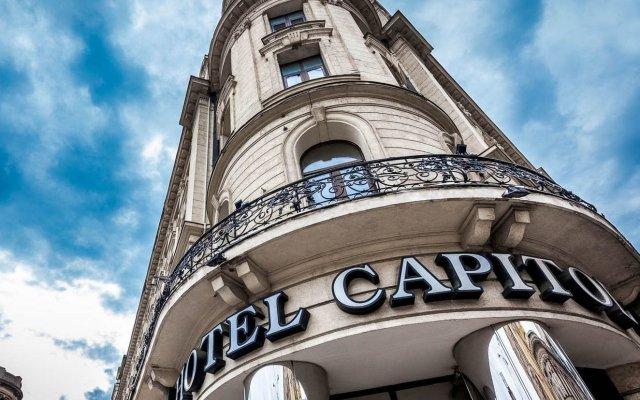 Hotel Capitol вид на фасад