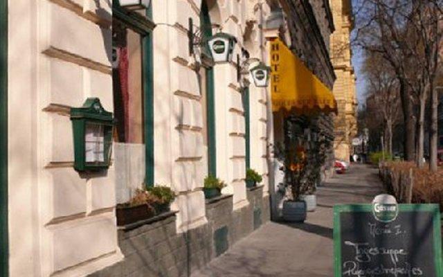 Отель Riess City Hotel Австрия, Вена - 4 отзыва об отеле, цены и фото номеров - забронировать отель Riess City Hotel онлайн интерьер отеля