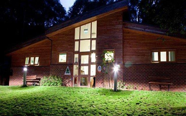 YHA Eastbourne - Hostel вид на фасад