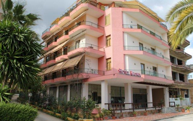 Hotel Kaonia вид на фасад