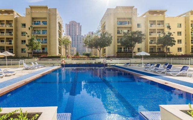 Отель DHH - Al Alka вид на фасад