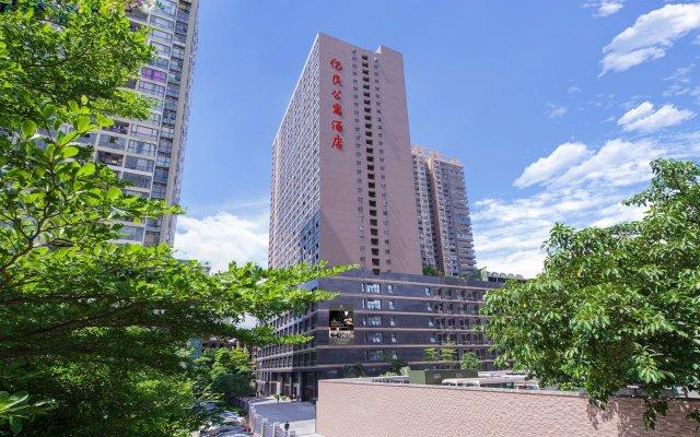 Отель Yimin Gold Olives Apartment Китай, Шэньчжэнь - отзывы, цены и фото номеров - забронировать отель Yimin Gold Olives Apartment онлайн городской автобус