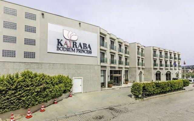 Отель KAIRABA Bodrum Princess & Spa вид на фасад