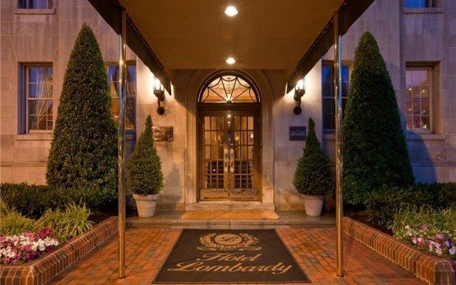 Отель Lombardy США, Вашингтон - отзывы, цены и фото номеров - забронировать отель Lombardy онлайн вид на фасад