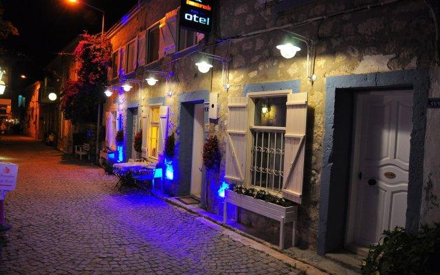 Отель Imerek Tas Ev Otel Чешме вид на фасад