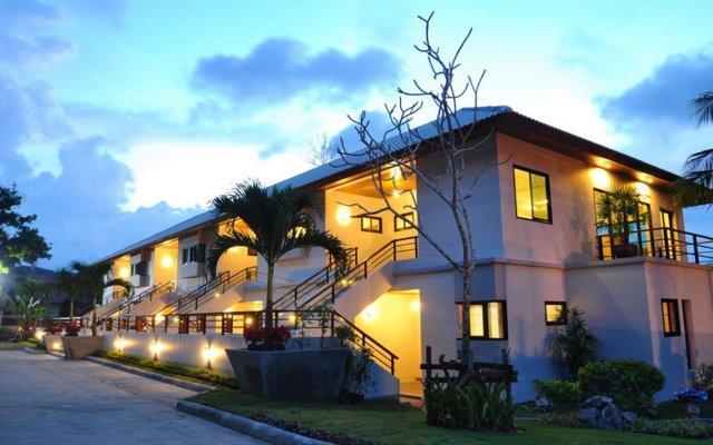 Отель Samui Honey Tara Villa Residence Таиланд, Самуи - отзывы, цены и фото номеров - забронировать отель Samui Honey Tara Villa Residence онлайн вид на фасад