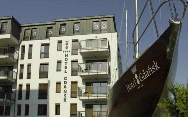 Отель Gdansk Boutique Польша, Гданьск - 1 отзыв об отеле, цены и фото номеров - забронировать отель Gdansk Boutique онлайн вид на фасад