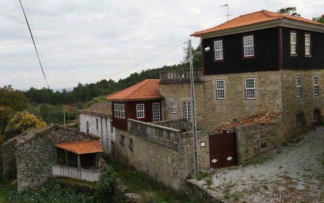 Отель Casa da Legião вид на фасад