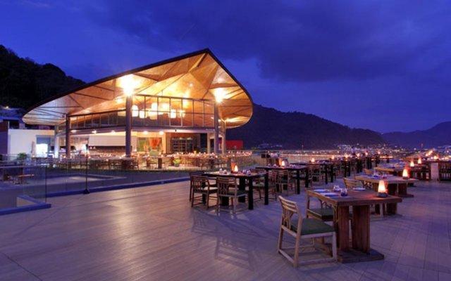 Отель Kalima Resort & Spa, Phuket Пхукет вид на фасад