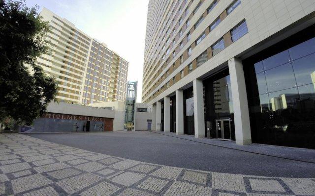Отель Superior Rentals in Lisbon Португалия, Лиссабон - отзывы, цены и фото номеров - забронировать отель Superior Rentals in Lisbon онлайн вид на фасад