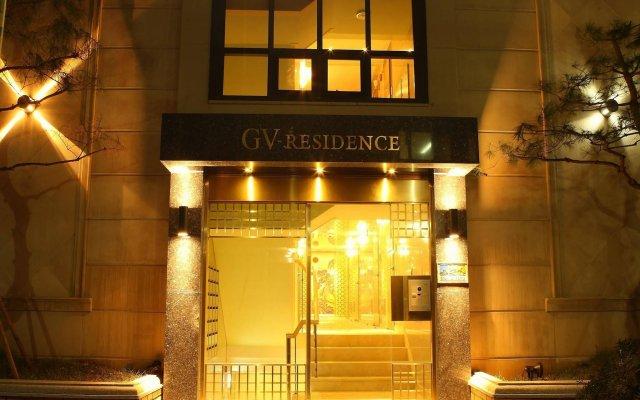 Отель GV Residence Южная Корея, Сеул - 1 отзыв об отеле, цены и фото номеров - забронировать отель GV Residence онлайн вид на фасад