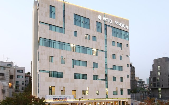 Hotel Foreheal вид на фасад