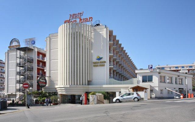 Gran Hotel Don Juan Resort вид на фасад