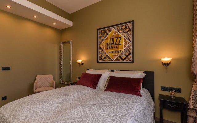 Отель FM Luxury 2-BDR Apartment - Jazzy Болгария, София - отзывы, цены и фото номеров - забронировать отель FM Luxury 2-BDR Apartment - Jazzy онлайн