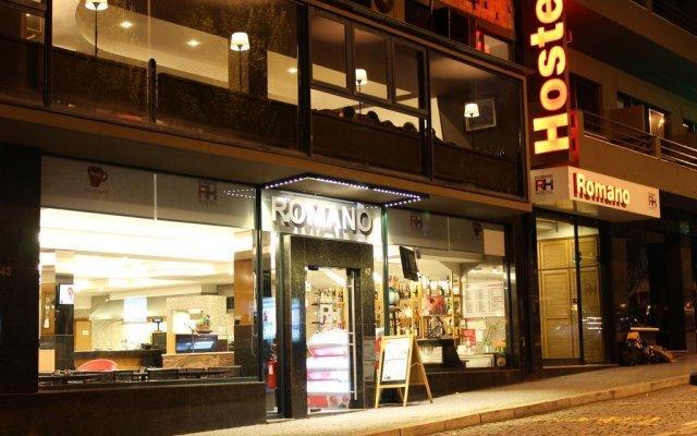 Отель Romano Hostel Португалия, Валонгу - отзывы, цены и фото номеров - забронировать отель Romano Hostel онлайн вид на фасад