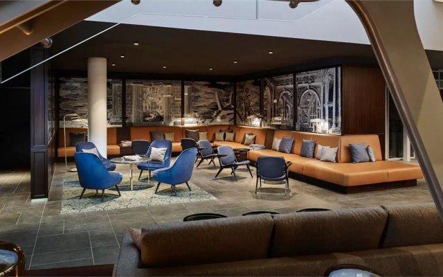 Отель Andaz Vienna Am Belvedere Австрия, Вена - отзывы, цены и фото номеров - забронировать отель Andaz Vienna Am Belvedere онлайн интерьер отеля