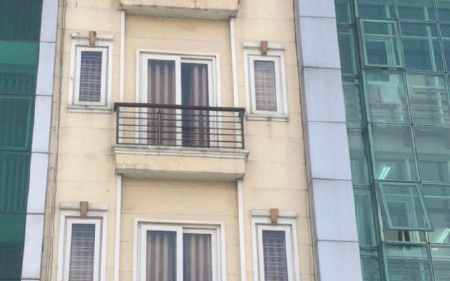 Отель Hoang Minh Hotel - Etown Вьетнам, Хошимин - отзывы, цены и фото номеров - забронировать отель Hoang Minh Hotel - Etown онлайн вид на фасад