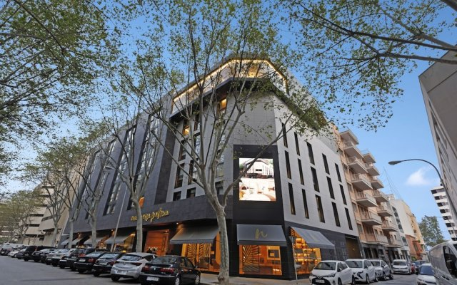 Отель Protur Naisa Palma Hotel Испания, Пальма-де-Майорка - отзывы, цены и фото номеров - забронировать отель Protur Naisa Palma Hotel онлайн вид на фасад