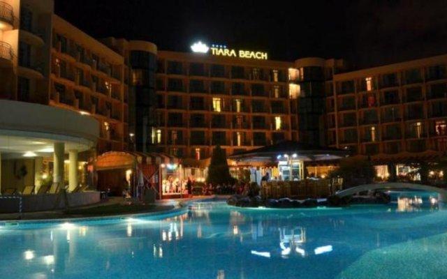 Отель Iberostar Tiara Beach Болгария, Солнечный берег - отзывы, цены и фото номеров - забронировать отель Iberostar Tiara Beach онлайн вид на фасад
