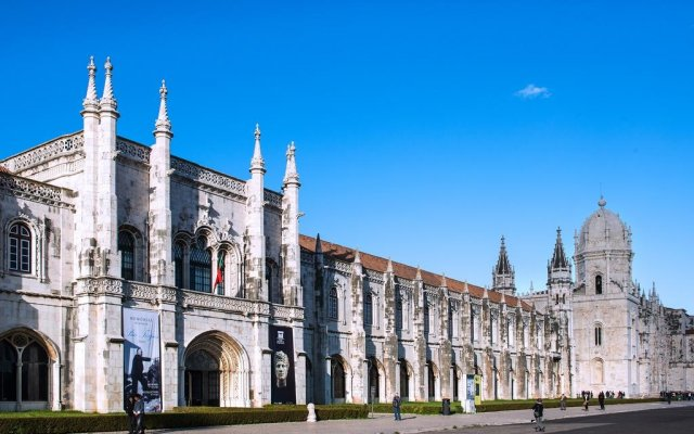 Отель Dom Pedro Lisboa Португалия, Лиссабон - 1 отзыв об отеле, цены и фото номеров - забронировать отель Dom Pedro Lisboa онлайн вид на фасад