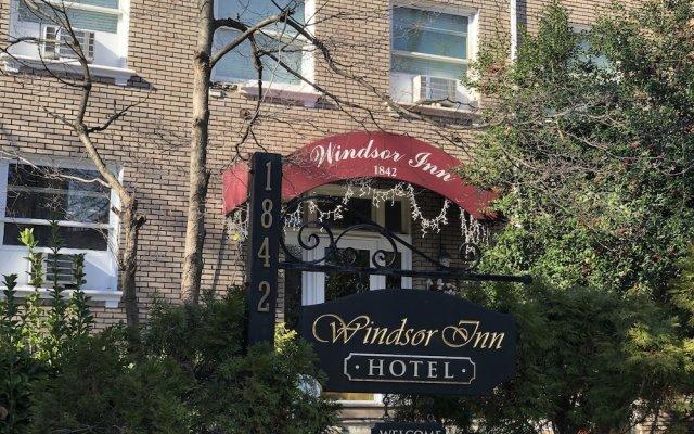 Windsor Inn Hotel вид на фасад
