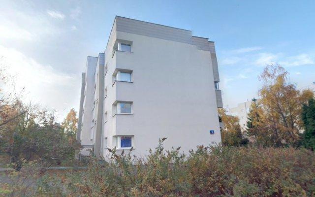 Апартаменты P&O Apartments Stegny 3 Варшава вид на фасад