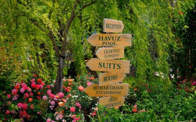 Отель Olive Farm Of Datca Guesthouse - Adults Only Датча вид на фасад