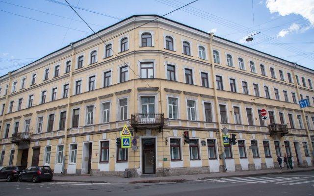 Арт-Отель Respublica Санкт-Петербург вид на фасад