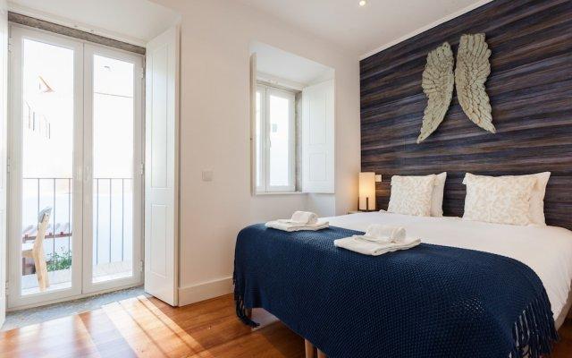Апартаменты Sao Bento Blue One-Bedroom Apartment - by LU Holidays комната для гостей