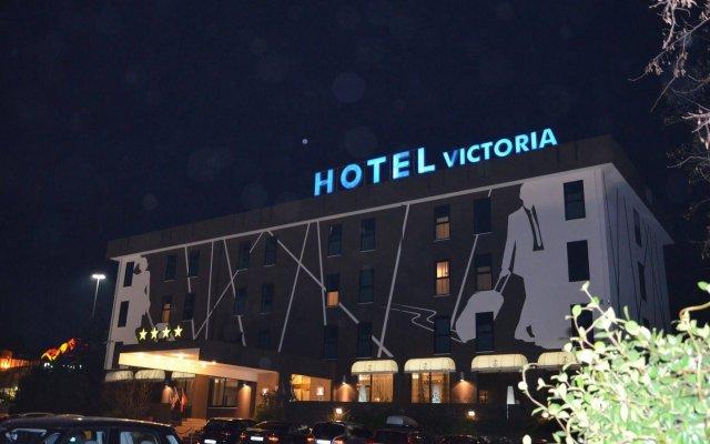 Отель Victoria Италия, Виченца - отзывы, цены и фото номеров - забронировать отель Victoria онлайн вид на фасад