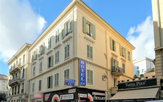 Hotel de France вид на фасад