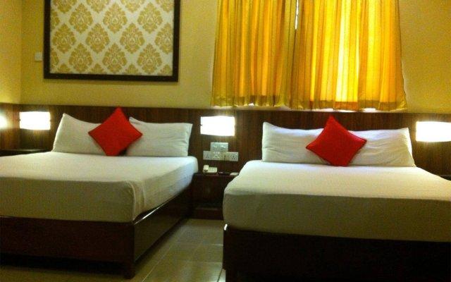 Отель Sansu Шри-Ланка, Коломбо - отзывы, цены и фото номеров - забронировать отель Sansu онлайн вид на фасад